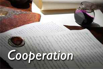 Cooperation with law firm